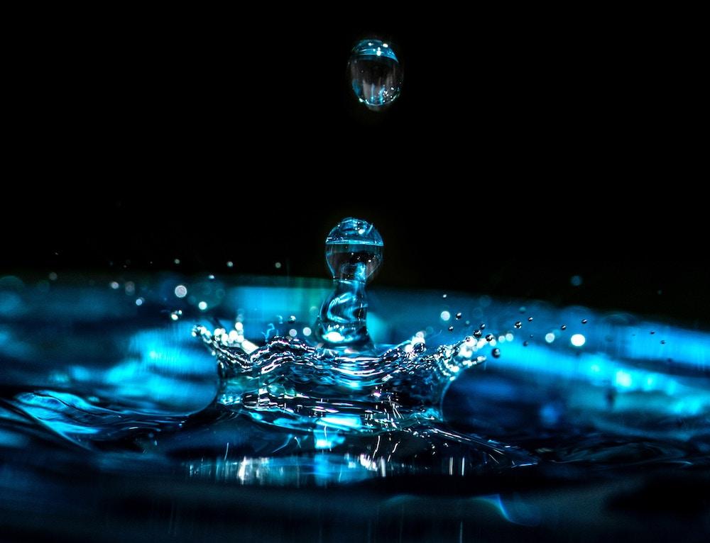Eau issue d'un adoucisseur d'eau