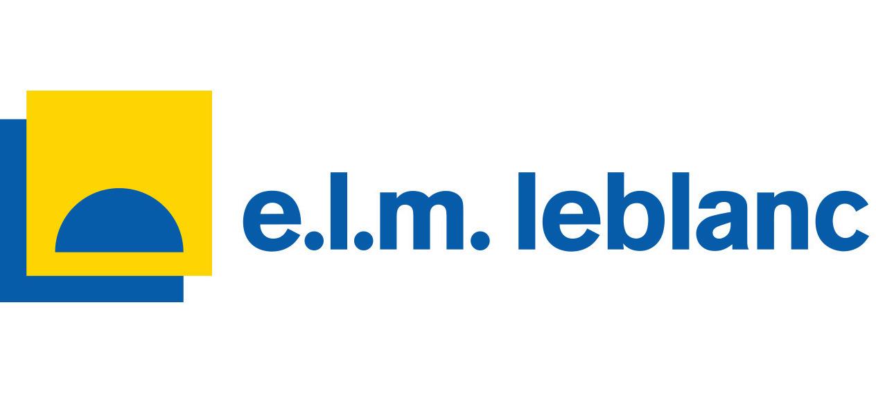Logo de la marque e.l.m leblanc