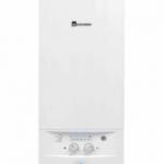 Chaudière ELM Leblanc production d'eau chaude instantanée