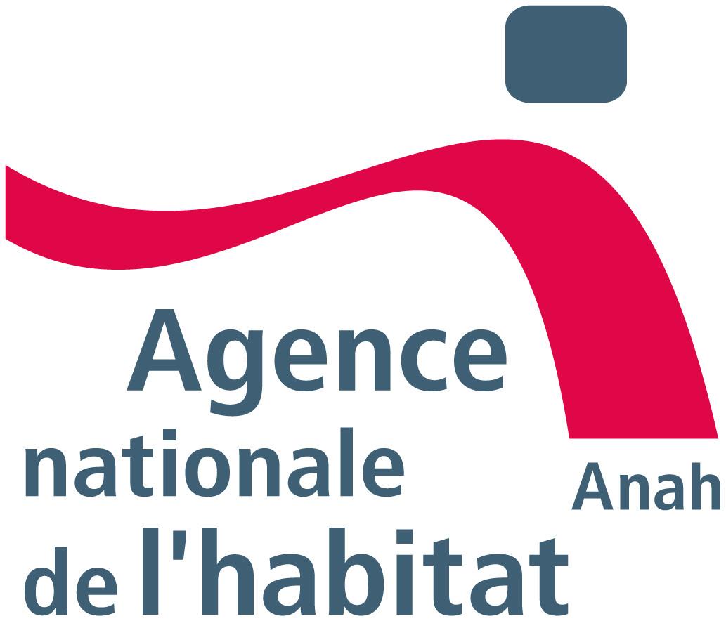 Logo de L'Anah