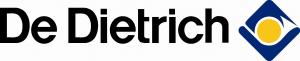 Logo de la marque de chauffe eau De Dietrich