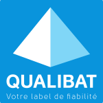 Logo du label Qualibat
