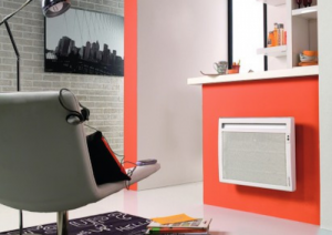 Type de radiateur électrique à rayonnement - Atlantic Solius Eco Domo