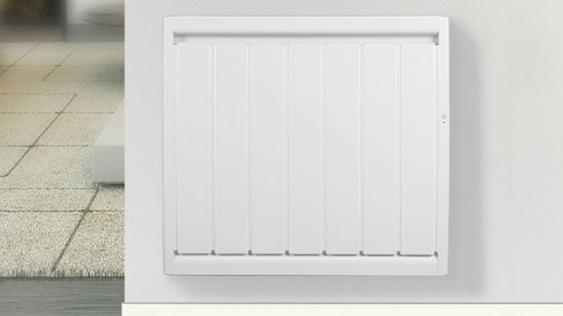 Radiateur électrique à double système chauffant - Applimo - Soleidou
