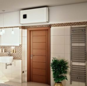 Chauffe-eau électrique vertical ou horizontal