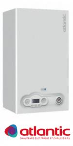 Tweetie NOx Microinstantanée 24 kW évacuation cheminée