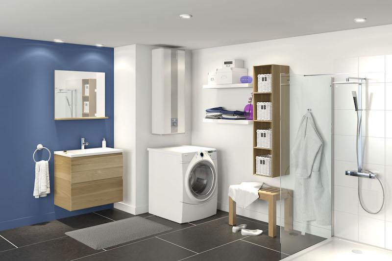Installer un chauffe-eau électrique dans une salle de bain