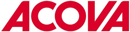 Logo de la marque de chauffage Acova