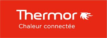 Logo de la marque de radiateur électrique Thermor
