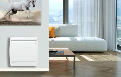 Radiateur électrique à double système chauffant Vivafonte - Applimo