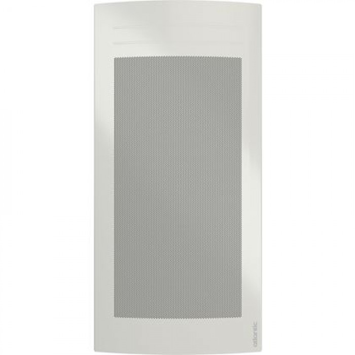 Panneau rayonnant Atlantic solius digital vertical blanc 1500 W - Ref 423540