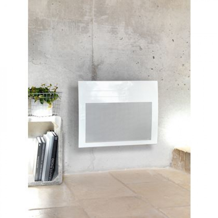 Panneau rayonnant Atlantic solius digital vertical blanc 2000 W - Ref 423541