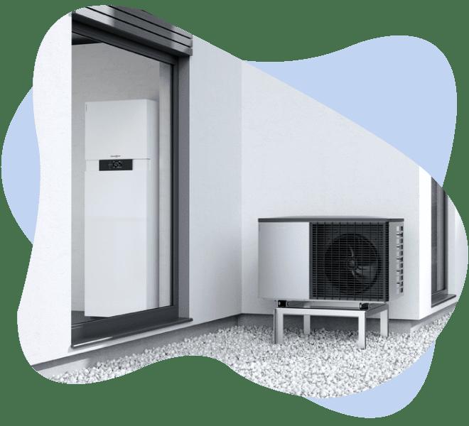 installatoion-pompe-a-chaleur-viessmann
